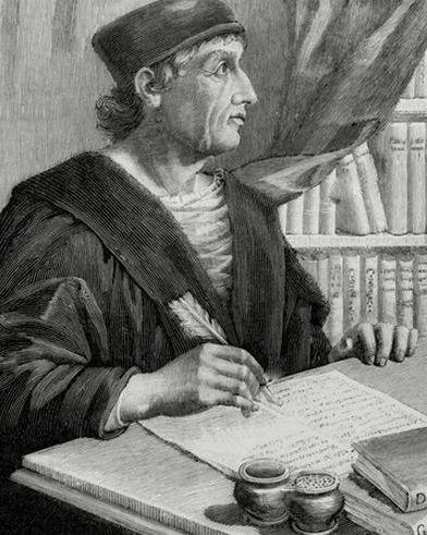 Antonio de Nebrija, el maestro en Alcalá de Henares