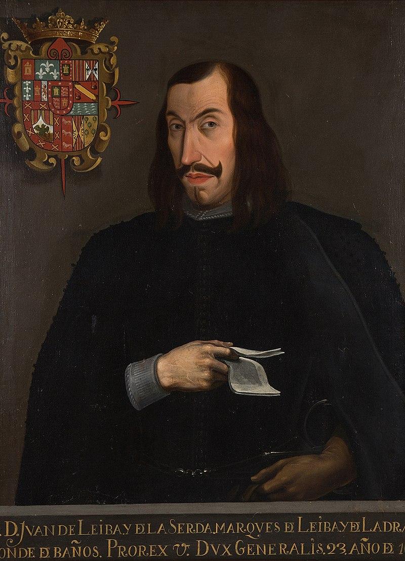 Juan Franciaco de Leiva y su familia. Un alcalaino del siglo XVII