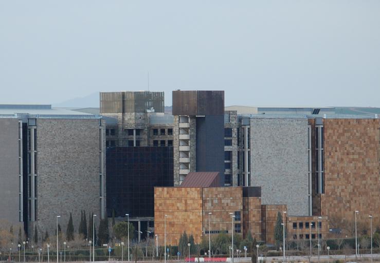 Sede de la Biblioteca Nacional de España en Alcalá de Henares