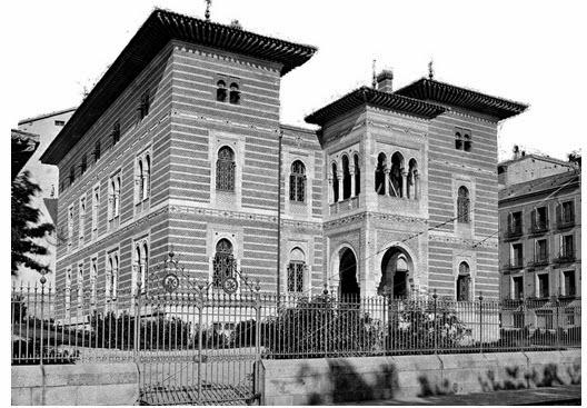El Palacio Xifré de Madrid