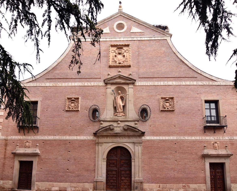 El recuerdo de una comunidad monástica de Alcalá de Henares