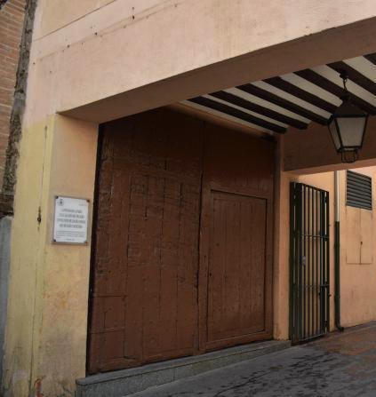 El Callejón del Peligro, Alcalá de Henares