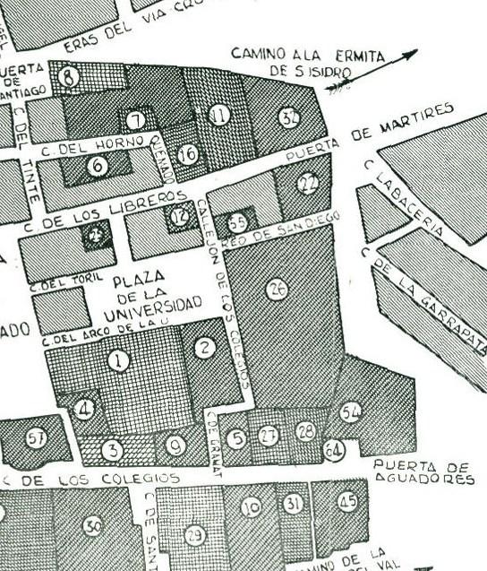 Colegio menor de Santa Balbina