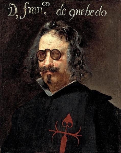 Francisco de Quevedo y Alcalá de Henares
