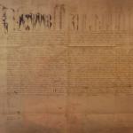 Carta Bulada «Inter Cetera», el origen de la Universidad de Alcalá de Henares