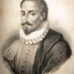 El retrato de Miguel de Cervantes