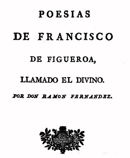 Francisco de Figueroa y Pedro Laínez, dos poetas de Alcalá de Henares