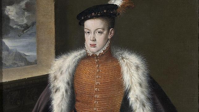 El príncipe Carlos e Alcalá de Henares