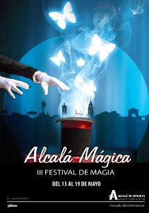 III Festival de Magia de Alcalá de Henares
