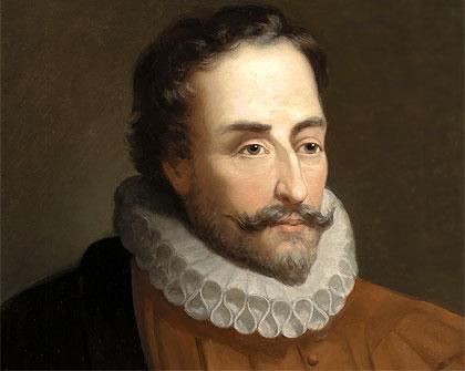 Breve descripción cronológica en torno a Miguel de Cervantes