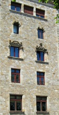 La casa de Cervantes de Barcelona