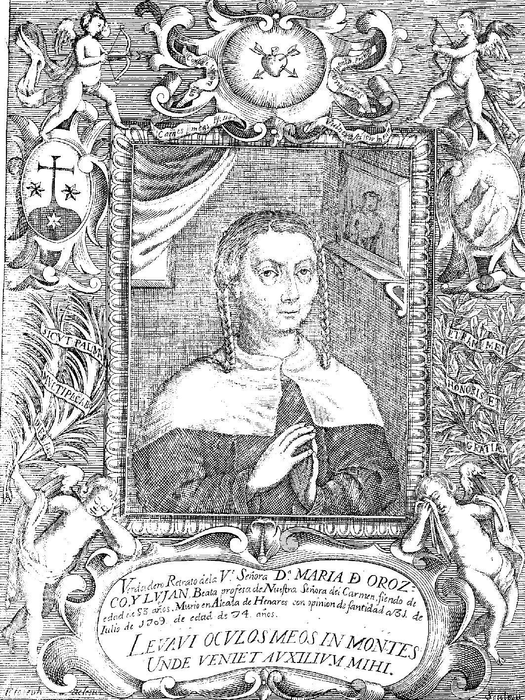 María de Orozco y Luján y la necesidad de sobrevivir