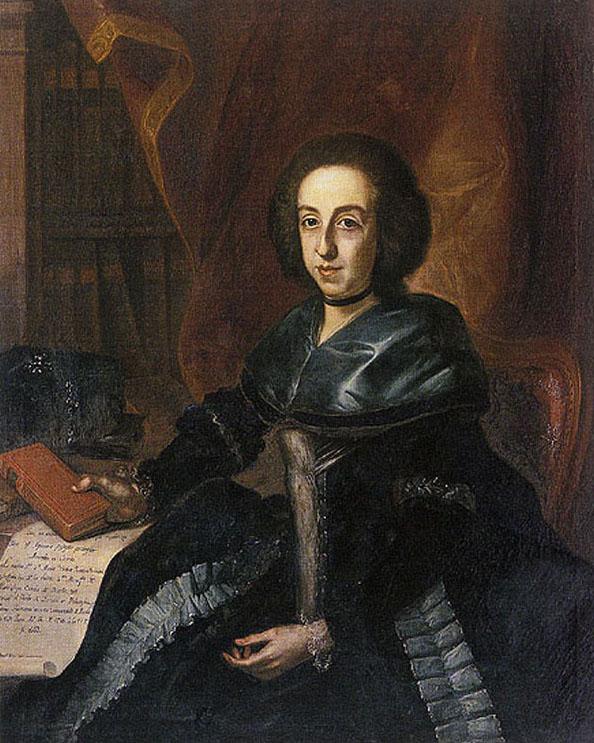 María Isidra Quintina de Guzmán y de la Cerda