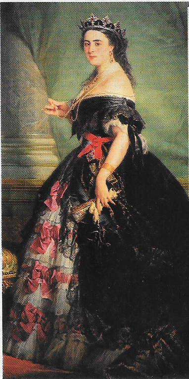 La primorosa duquesa Ángela, una mujer enamorada de la vida