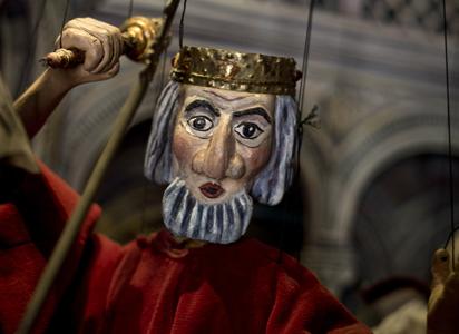 Miguel de Cervantes oEl deseo de vivir, Alcalá de Henares