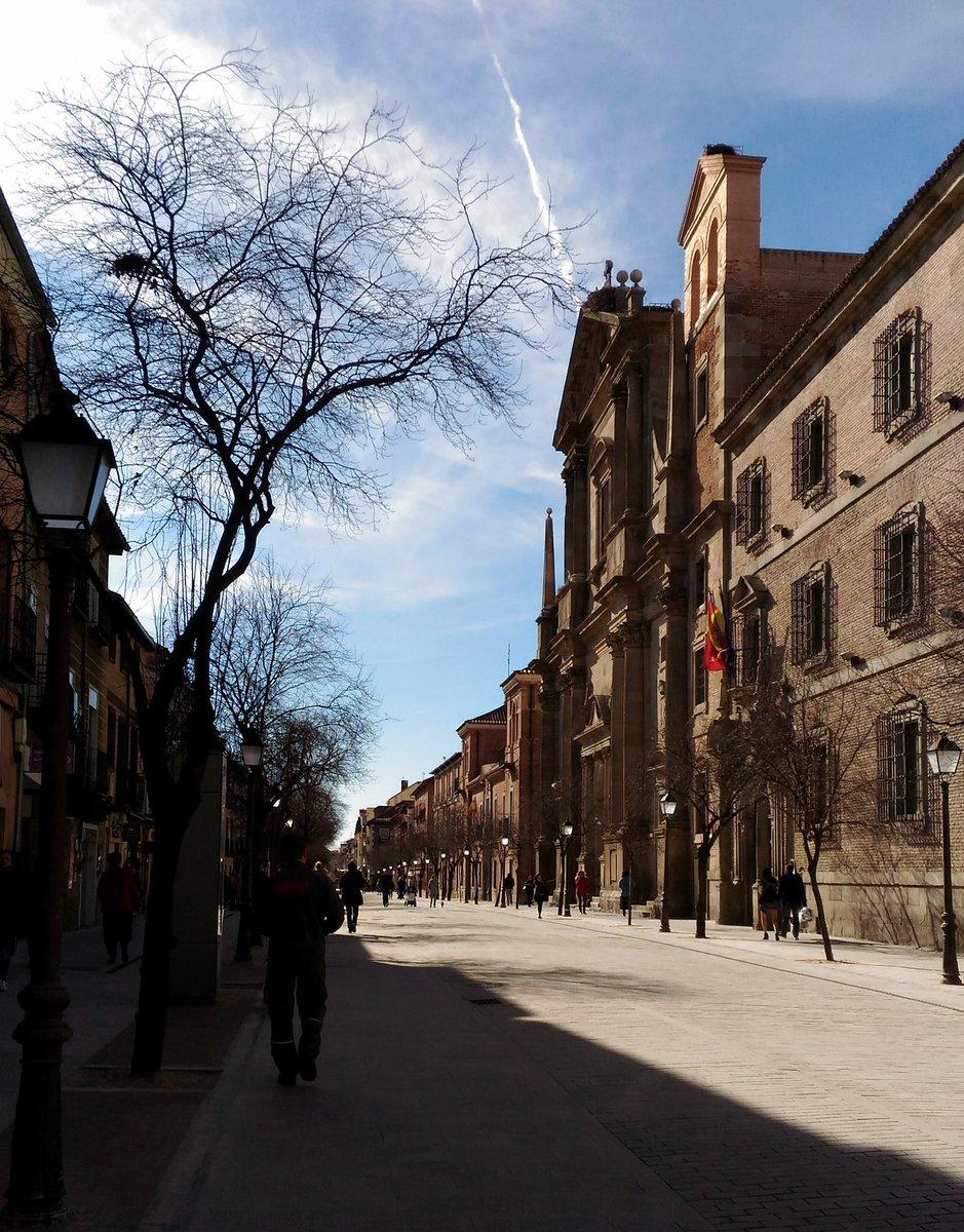 Colegio de la Concepción y Expectación, los jesuitas en Alcalá de Henares