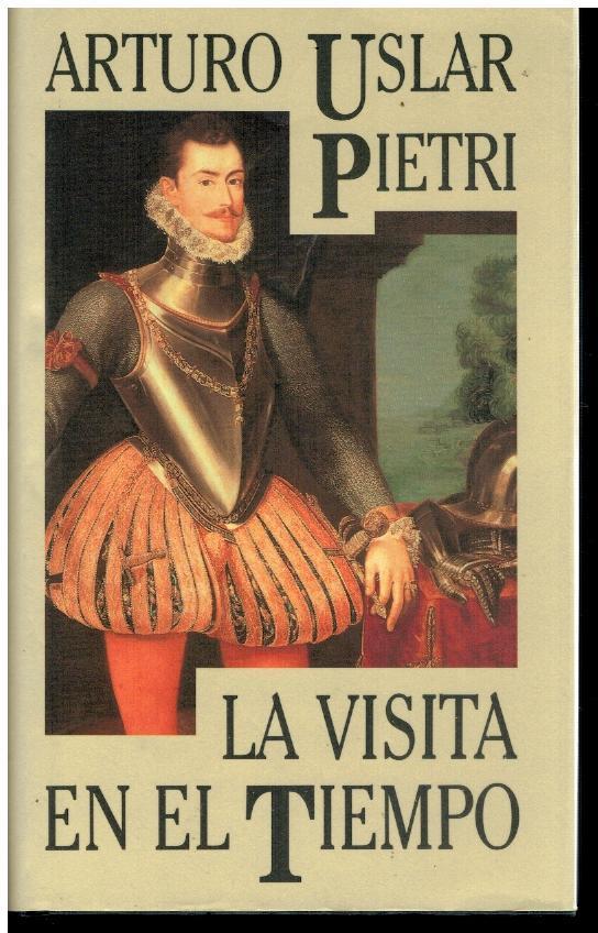 Alcalá de Henares en una obra de Arturo Uslar Pietri