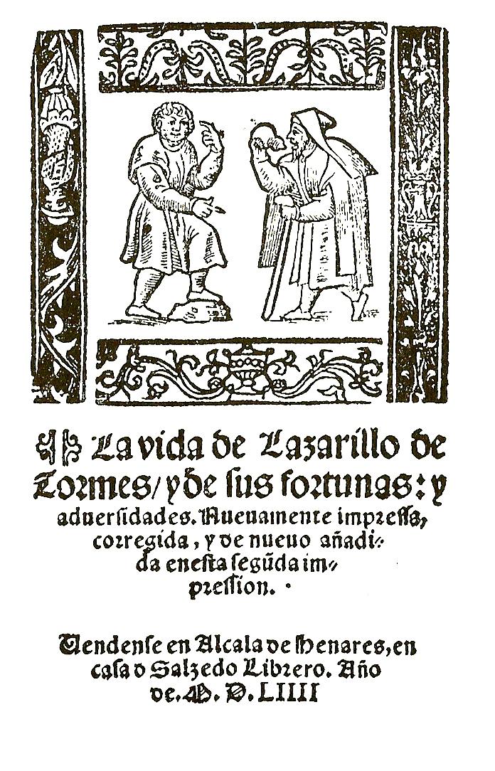 Atanasio de Salcedo y el Lazarillo de Tormes de Alcalá de Henares