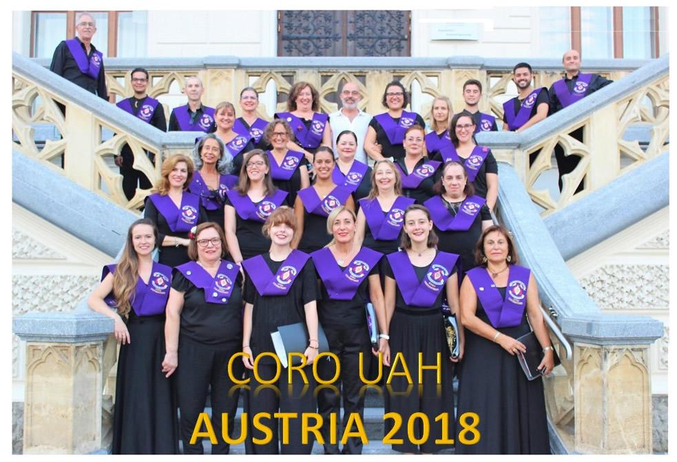 Coro de la Universidad de Alcalá de Henares