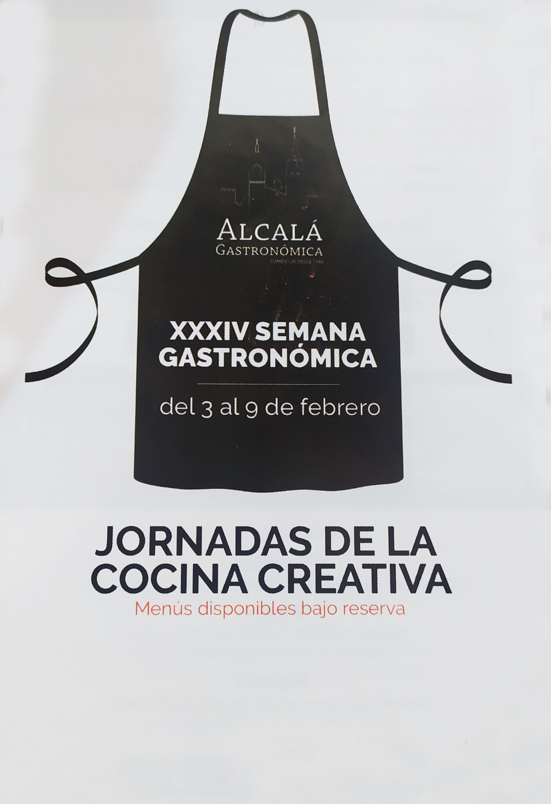 XXXIV Semana Gastronómica de Alcalá de Henares