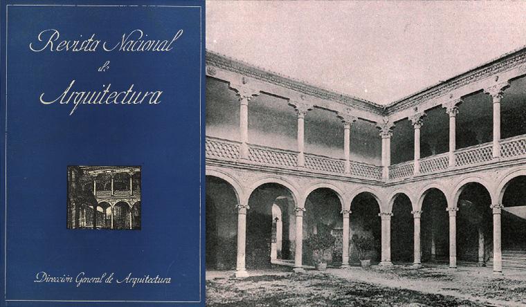 La reconstrucción del Palacio Arzobispal de Alcalá de Henares