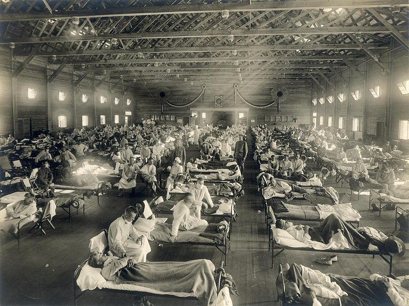 La pandemia de 1918, otro momento terrible para la humanidad