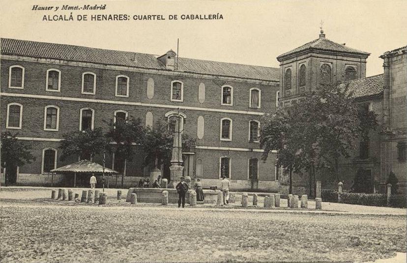 La presencia militar en Alcalá de Henares en el siglo XIX