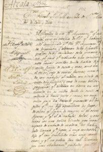 Juegos de suerte y azar en las Ferias de Alcalá de Henares de 1816