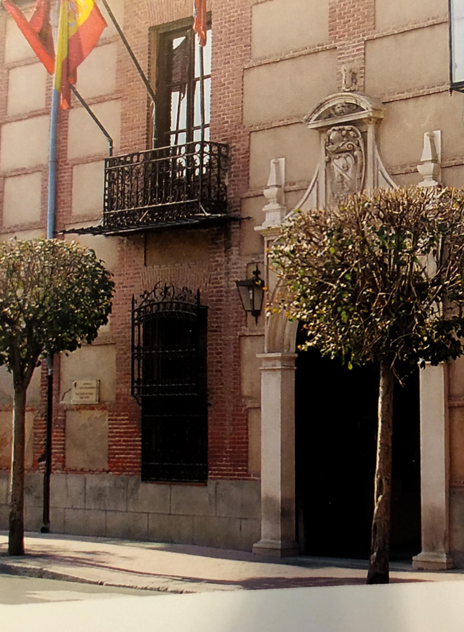 Los López de la Flor y su casa de Alcalá de Henares