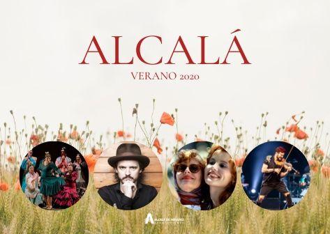 Alcalá en verano 2020, en Alcalá de Henares