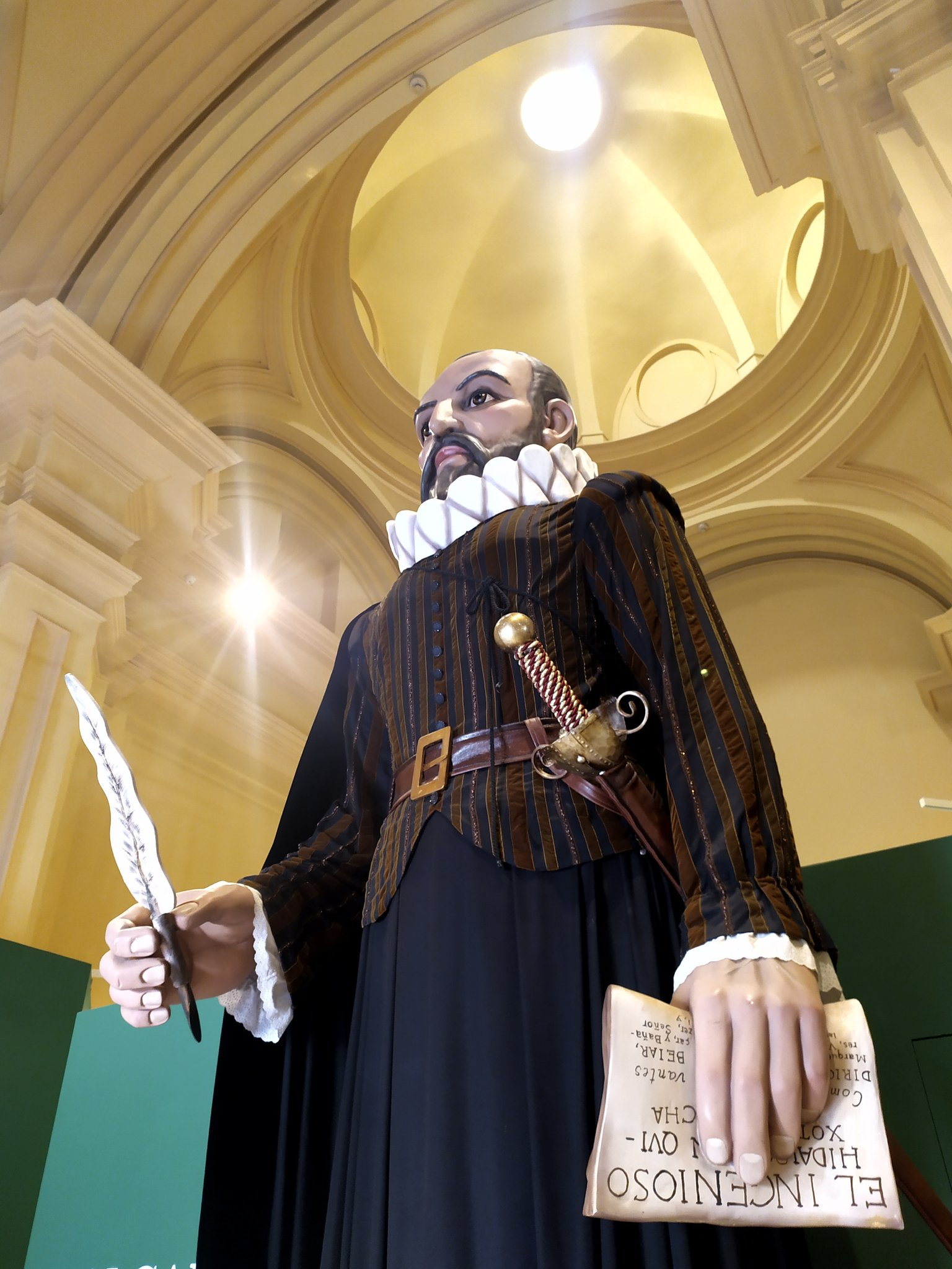 """Alcalá, cinco siglos de Gigantes"", Alcalá de Henares"