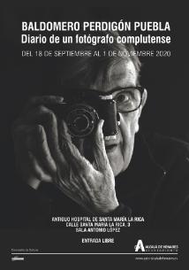 Baldomero Perdigón Puebla, diario de un fotógrafo complutense