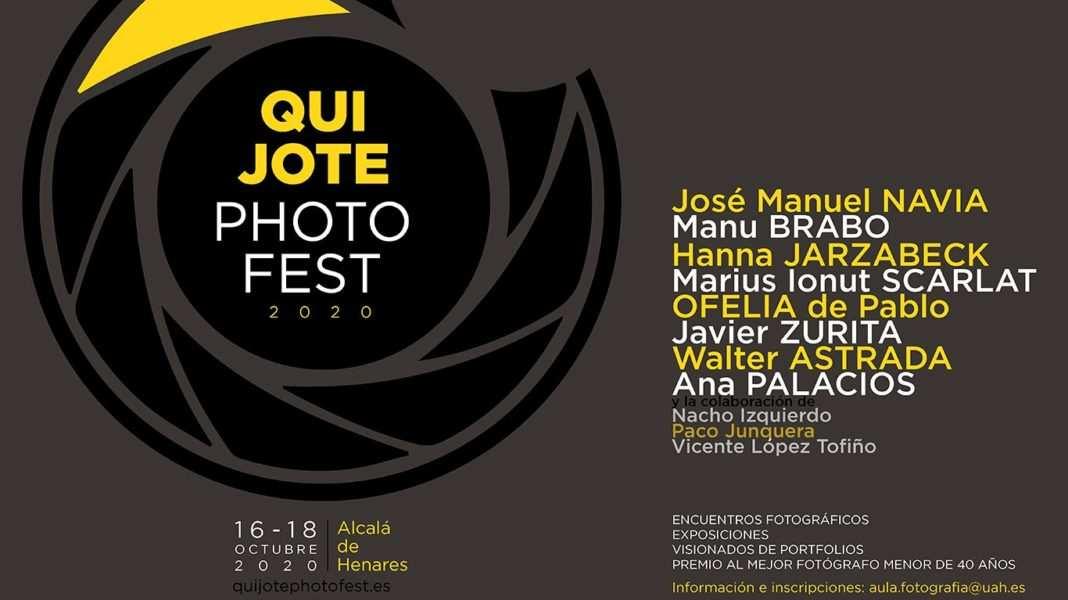 Quijote PhotoFest, Fundación General, Universidad de Alcalá de Henares