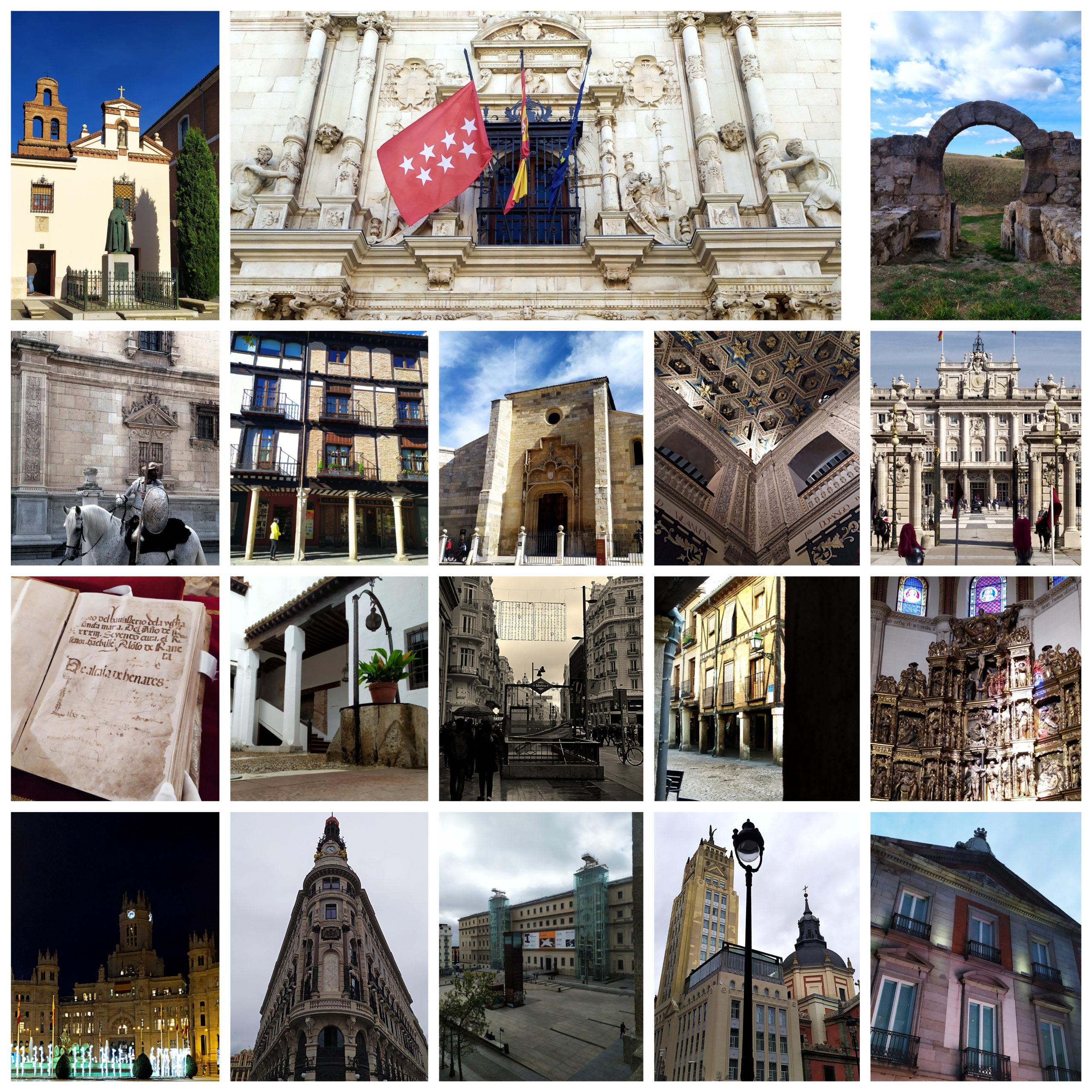 Tu aula está llena de arte, historia, literatura... Alcalá de Henares y Madrid