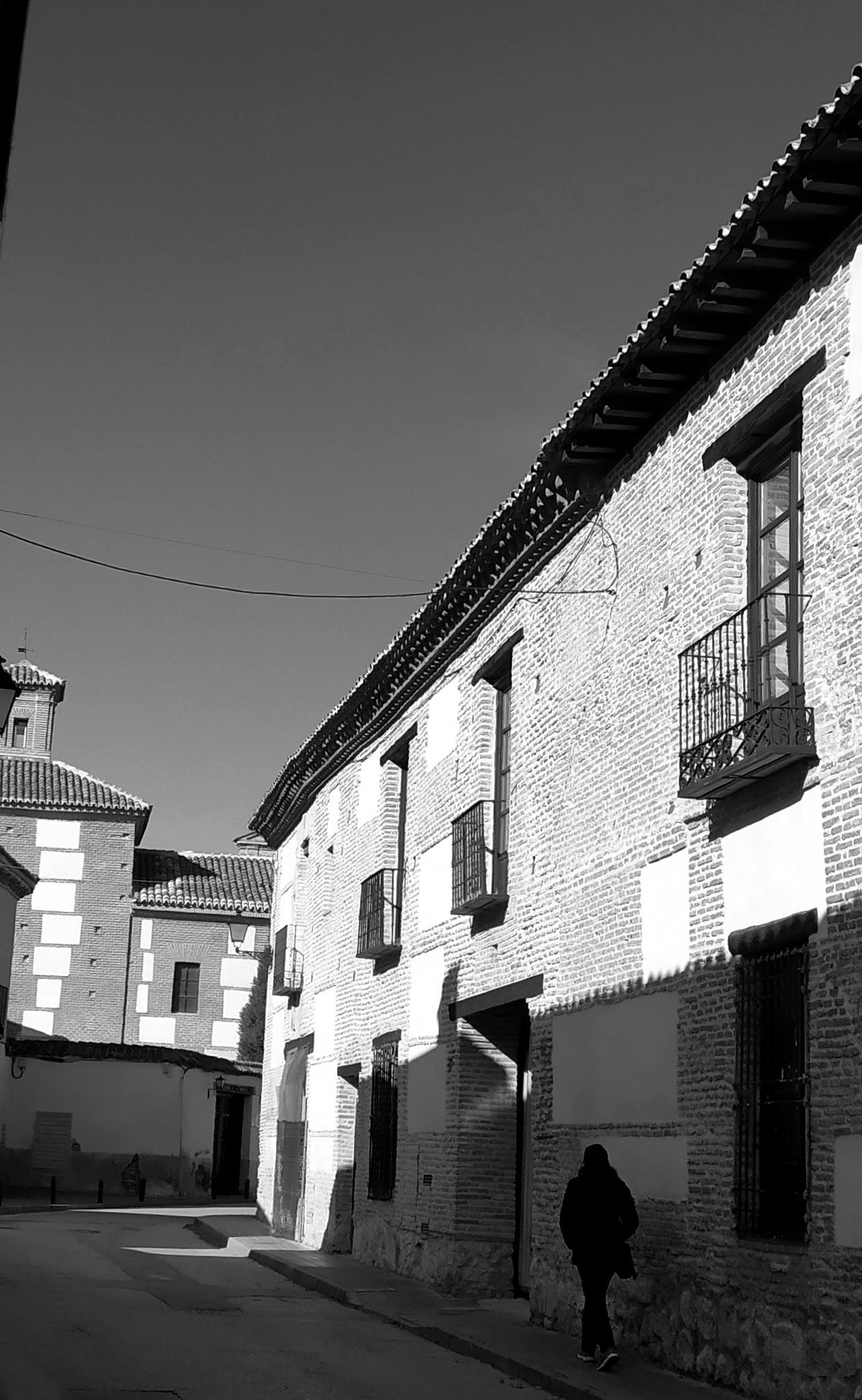 Calle de la Tercia, Centro Histórico de Alcalá de Henares