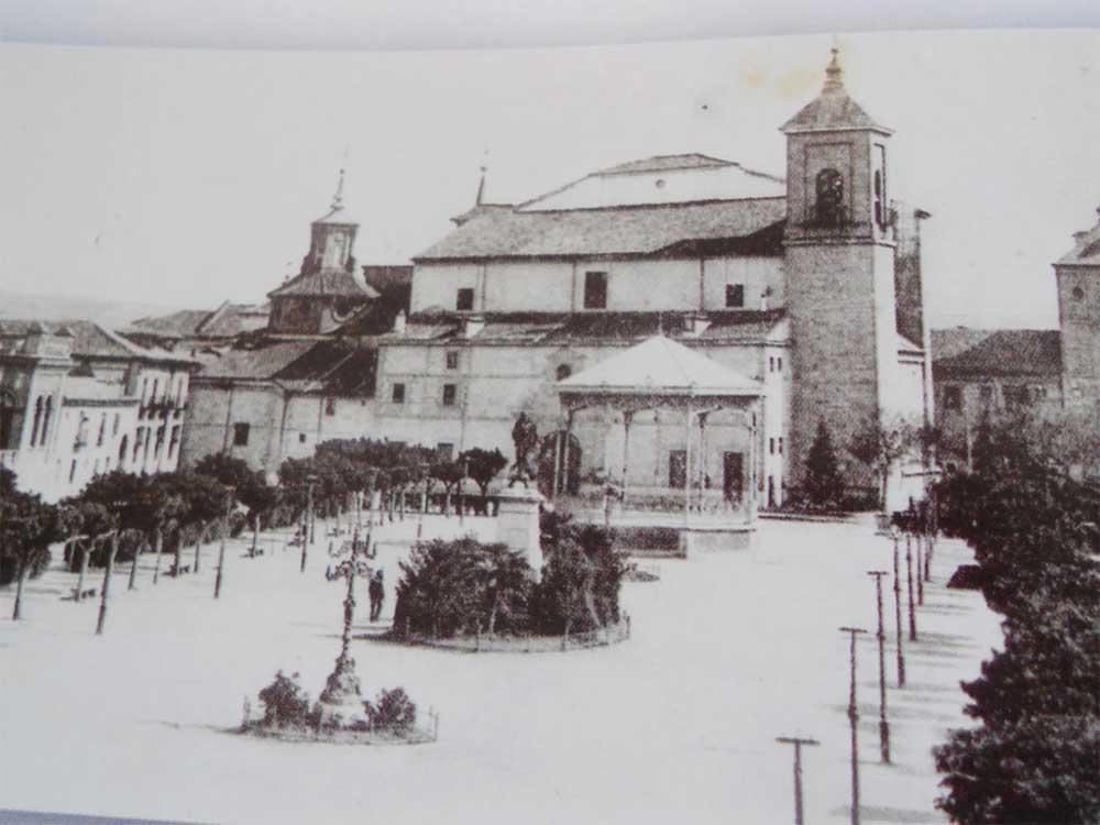 Antigua parroquia de Santa María la Mayor, Alcalá de Henares