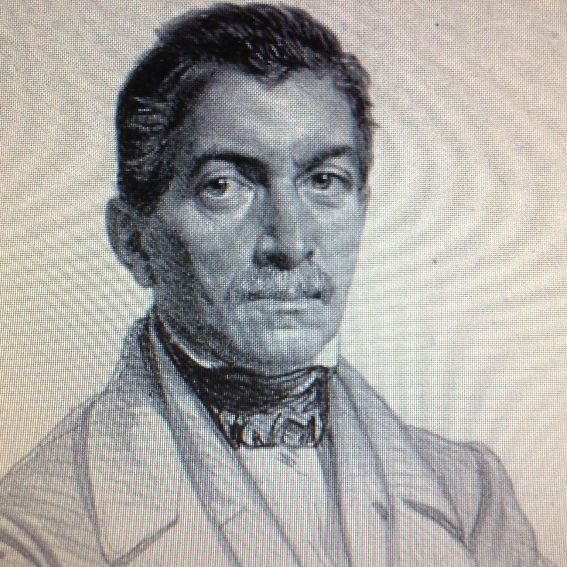 Fermín Caballero, un estudiante del siglo XIX en Alcalá de Henares