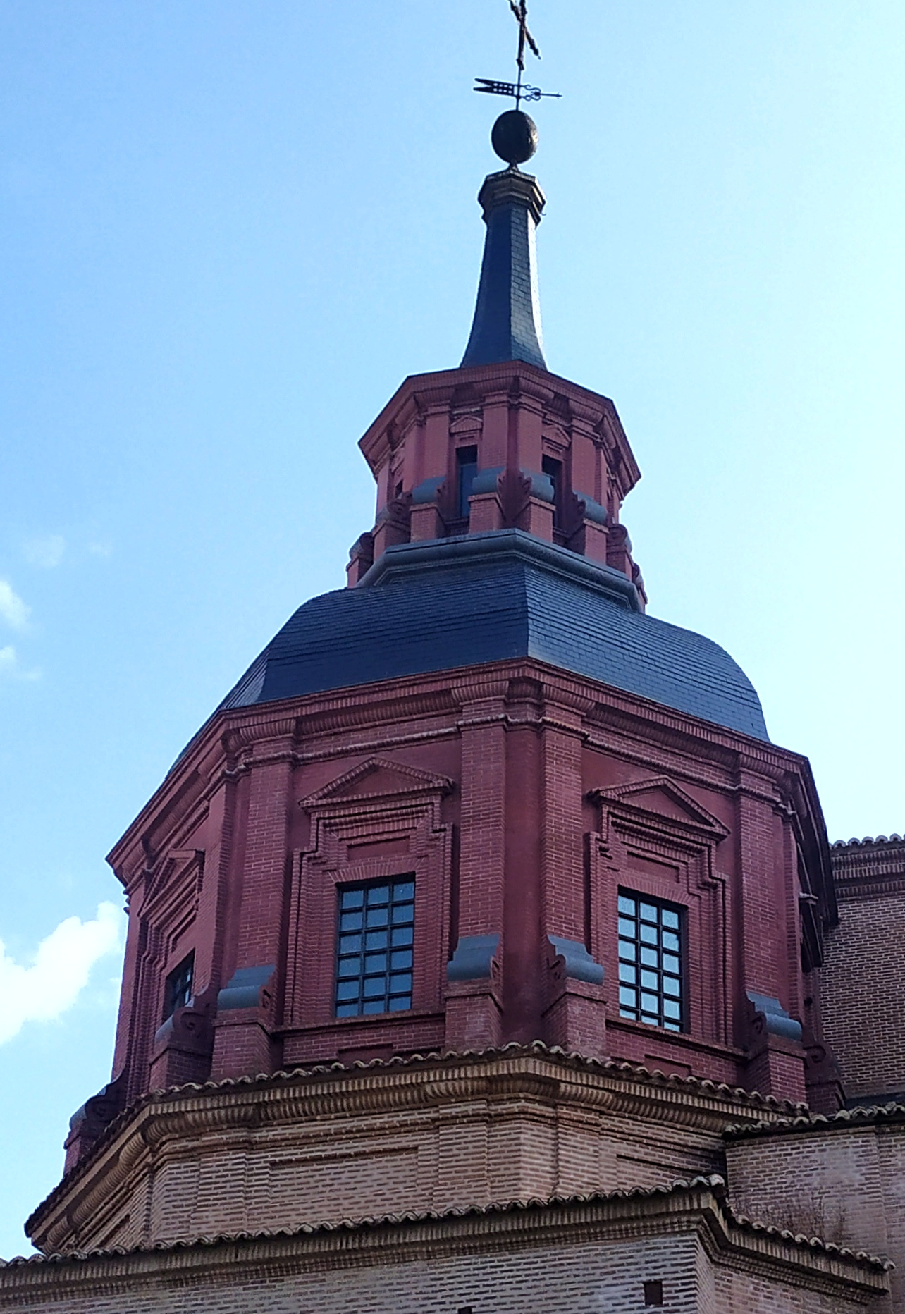 La Capilla y la sacristía de las Santas Formas, Alcalá de Henares
