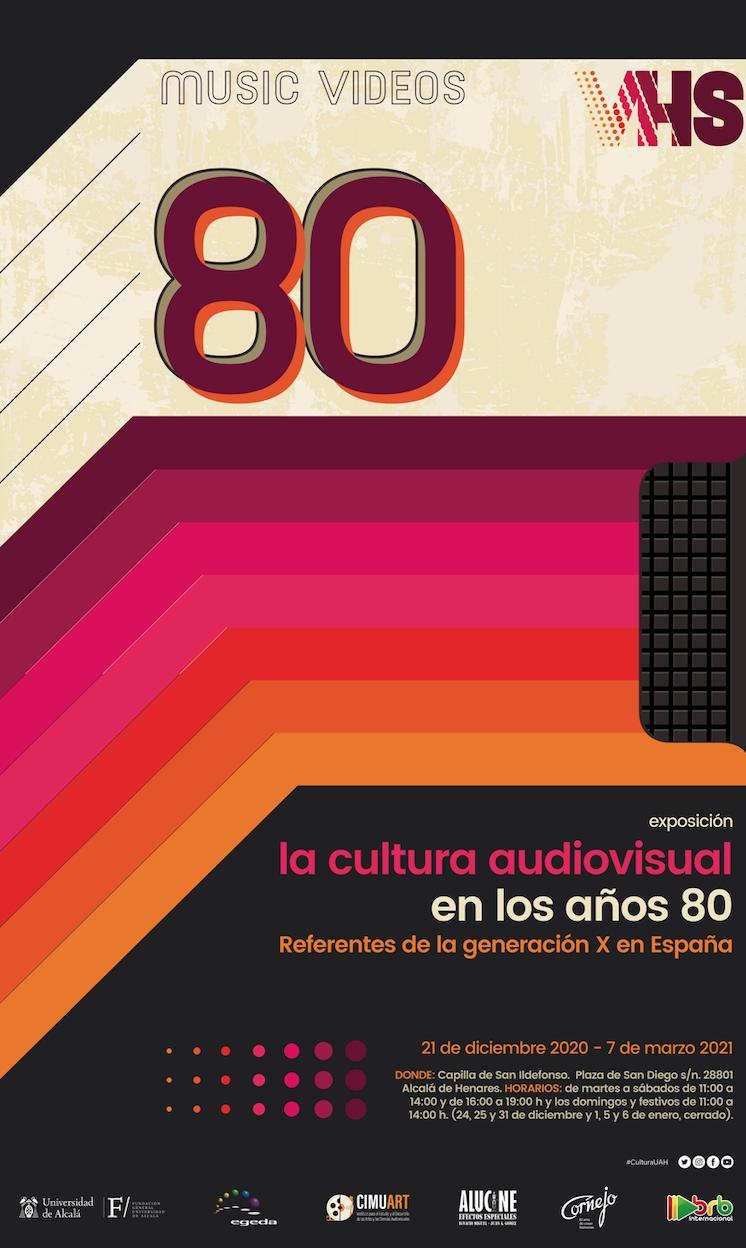Cultura audiovisual en los años 80, la Generación X en España