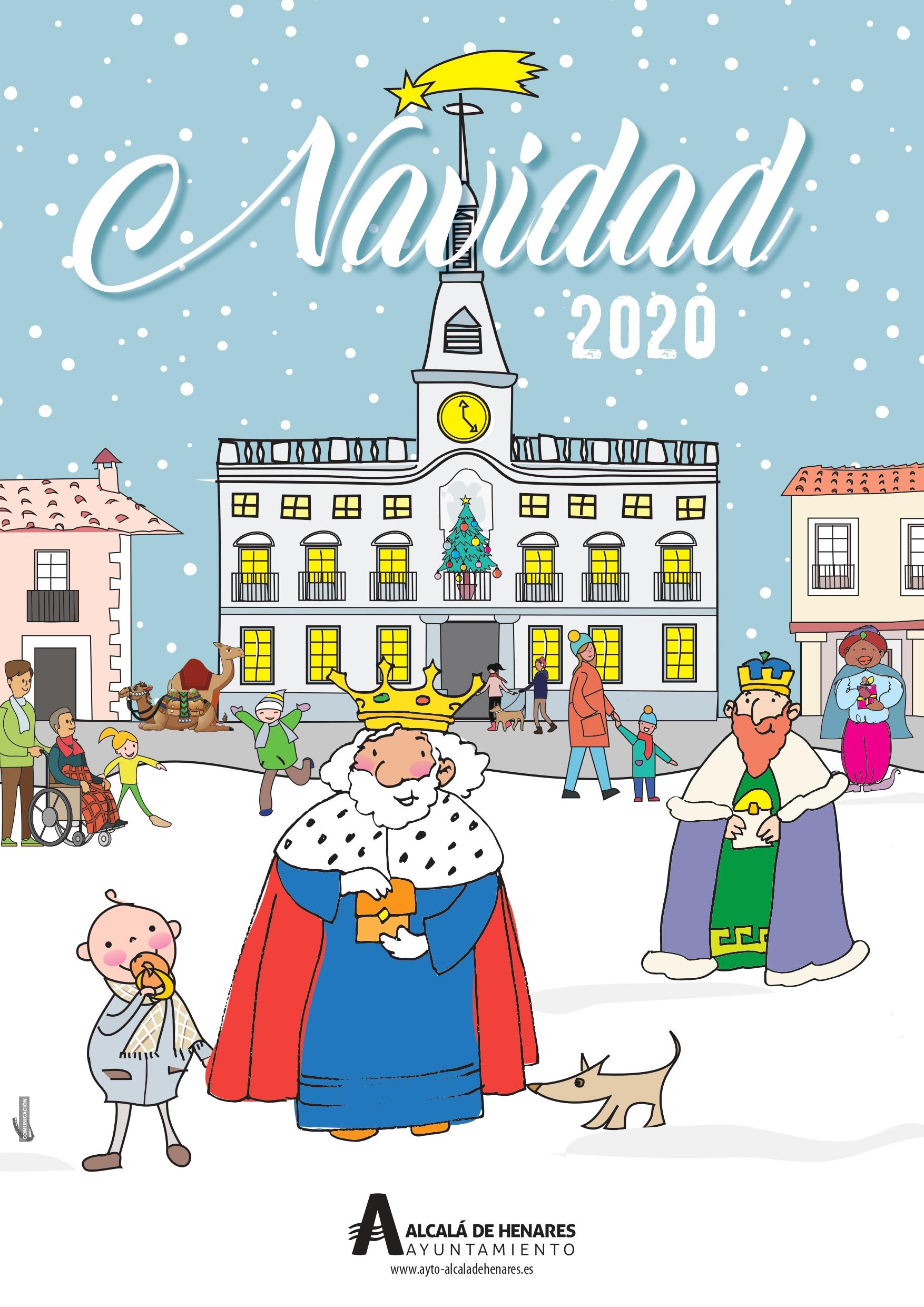 Navidad 2020 en Alcalá de Henares