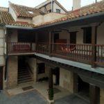 Una gran casa de labor de la calle de la Tercia, Alcalá de Henares