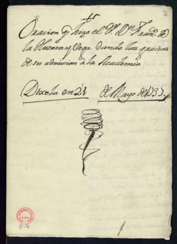 Francisco Javier de la Huerta y Vega, un polémico complutense del siglo XVIII