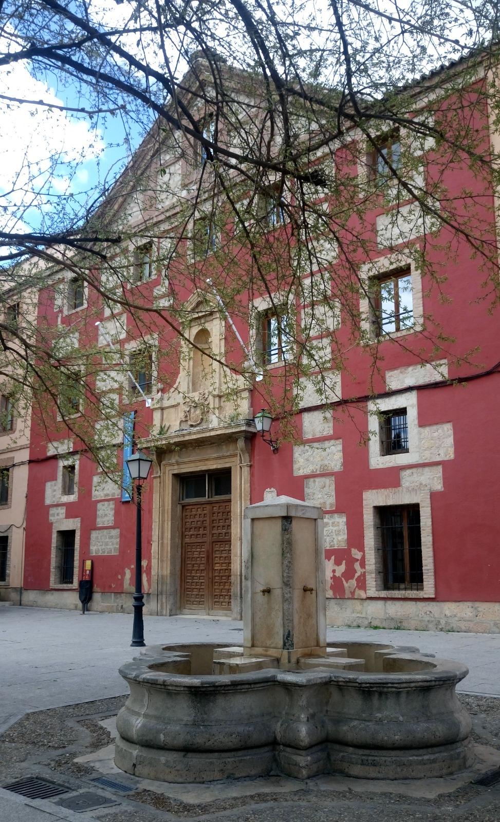 Colegio de mínimos de Nuestra Señora de la Victoria, Alcalá de Henares