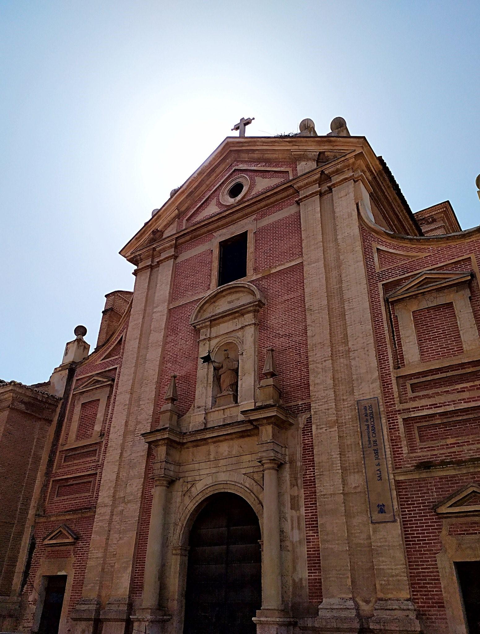 Colegio de San José de los Caracciolos, Alcalá de Henares
