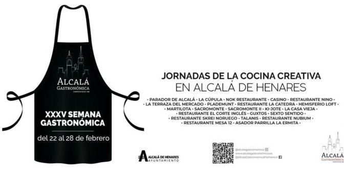 35 Semana Gastronómica de Alcalá de Henares