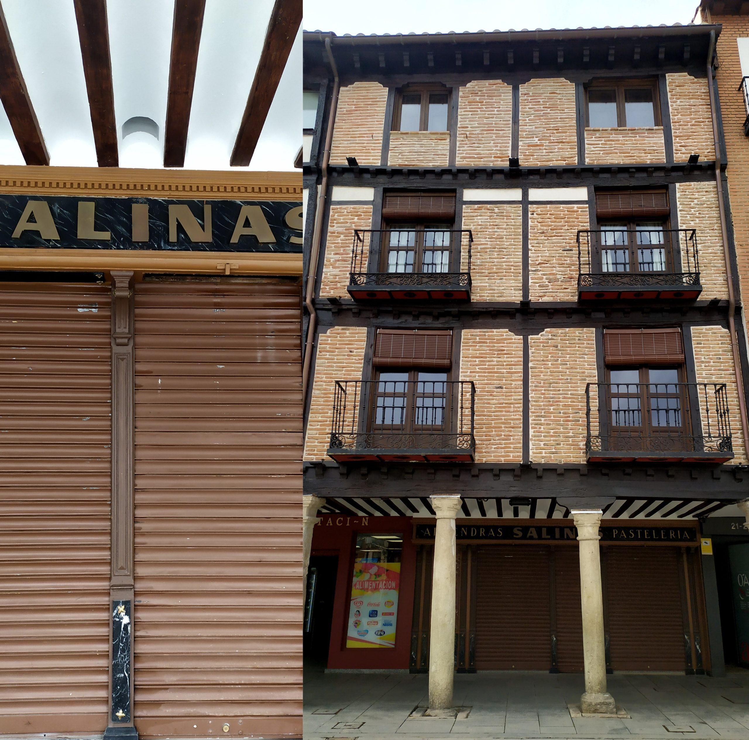 Las mirillas de Alcalá de Henares, un recuerdo del pasado medieval