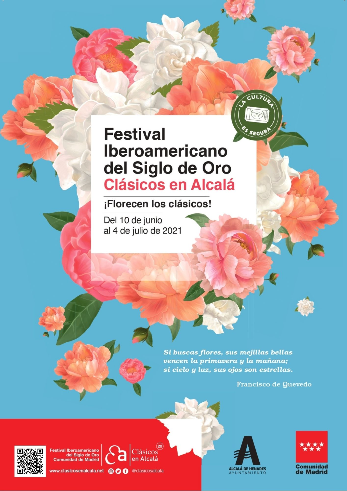 Festival Iberoamericano del Siglo de Oro, clásicos en Alcalá