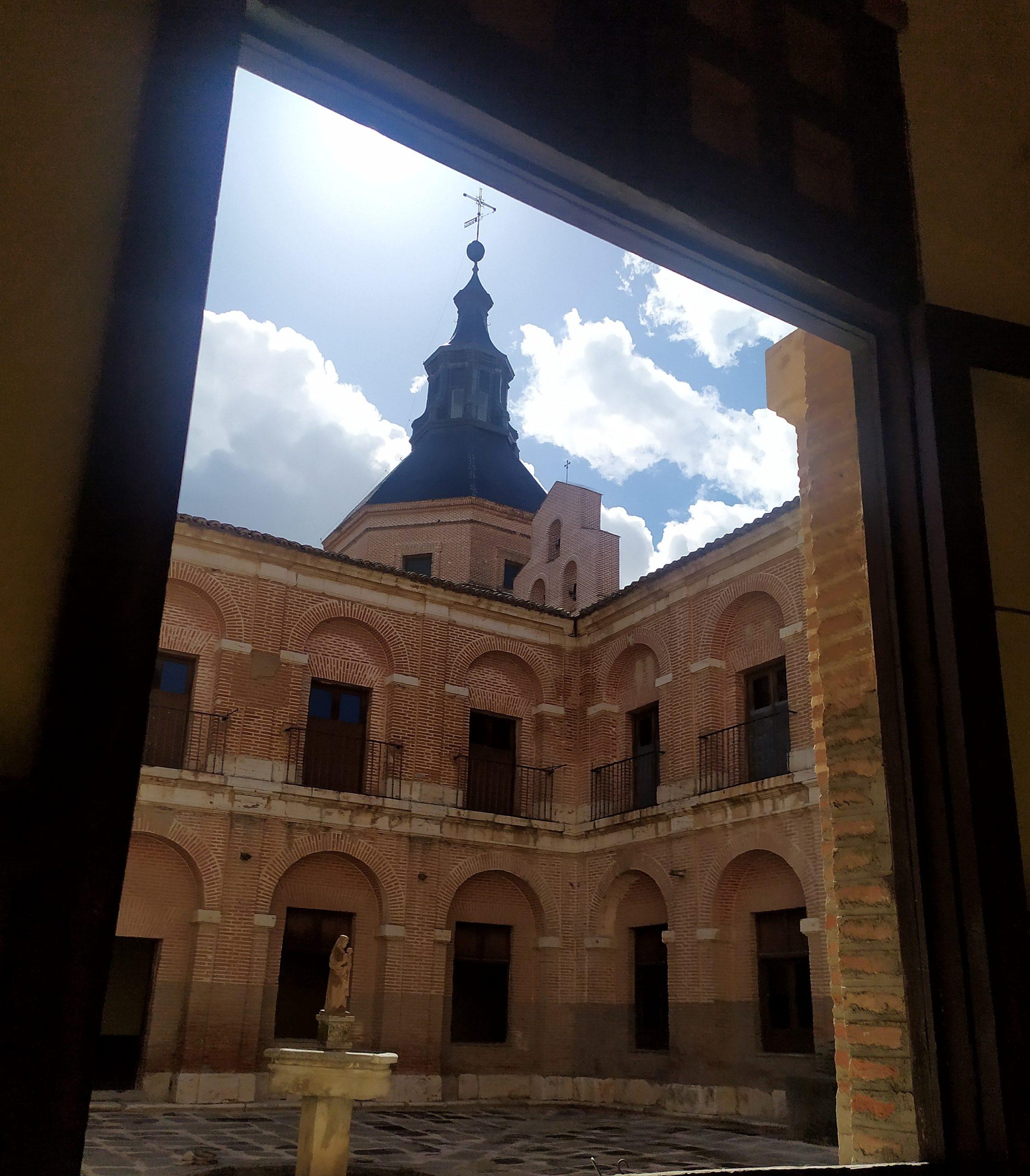 Visita al antiguo monasterio de la Inmaculada Concepción en Loeches