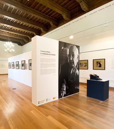 Francisco Brines: la certidumbre de la poesía, Alcalá de Henares