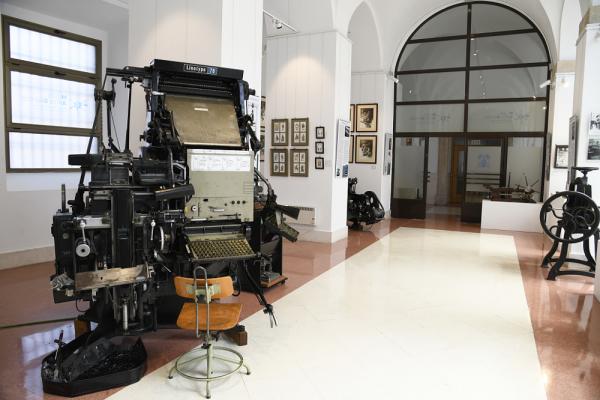 Museo de las Artes Gráficas Ángel Gallego Esteban, Alcalá de Henares